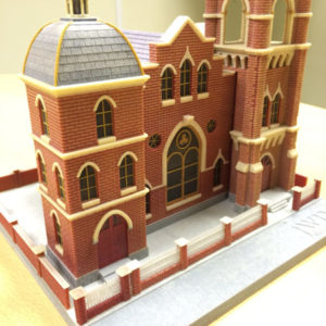 3D Printed Architectural Model