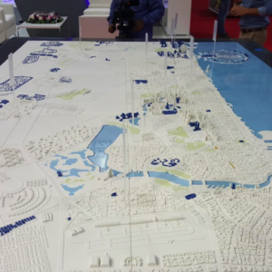 3D Printing Masterplan in Dubai, UAE