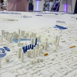 3D Printing Masterplan in Dubai
