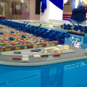 3D Printed Port Model 1