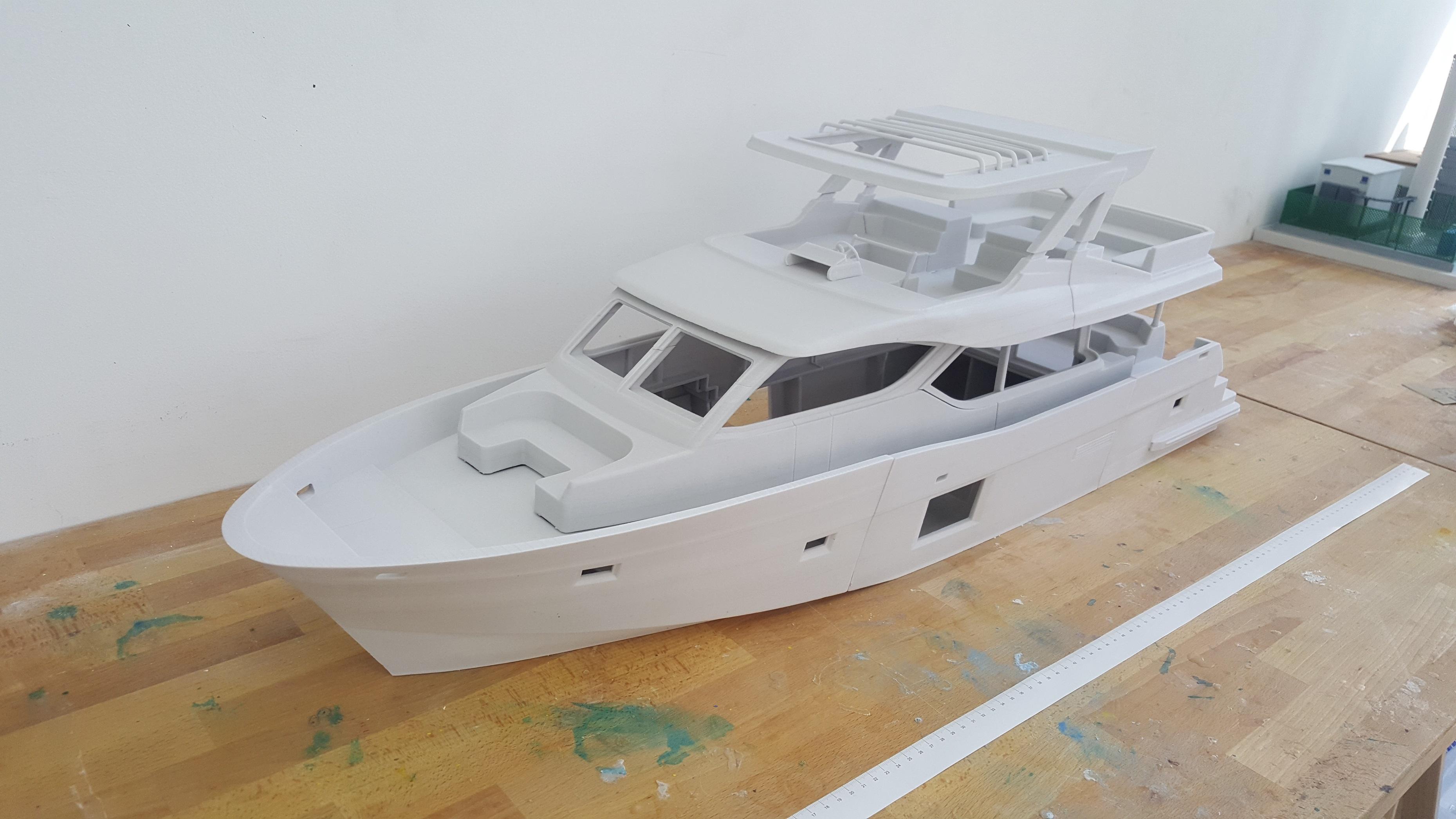 3d Printed Transport Models Generation 3d