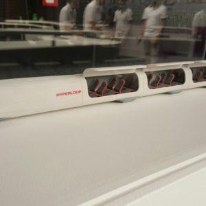3D Printed Hyperloop 3