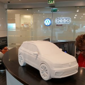 3D Printed Car Dubai