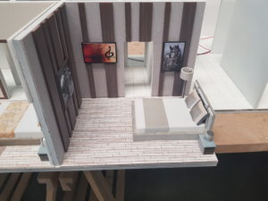 3D Printed Architectural Villa Model in UAE