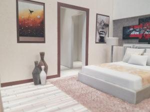 3D Printed Architectural Landscape in Dubai