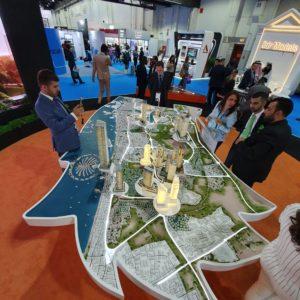 3D Model Dubai