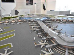 ADAC-Airport 3D Printed Models