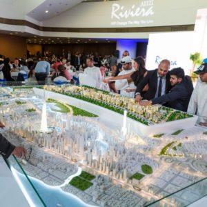 Azizi-Riviera masterplan