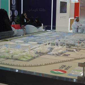 Oil and Gas Project 3D Printing in UAE