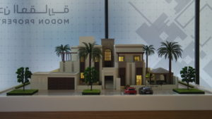 3D Printed Villa Model in Dubai, UAE