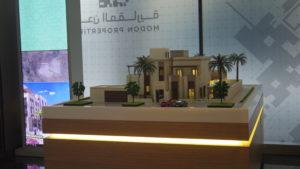 3D Printed Architectural Model in Dubai