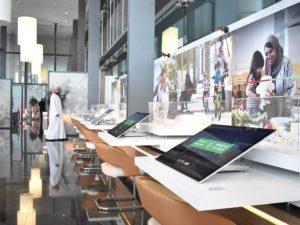 Modon Sales Centre Interactives