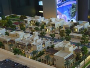 Modon Show Village Model