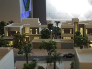Modon Show Village Model in Dubai