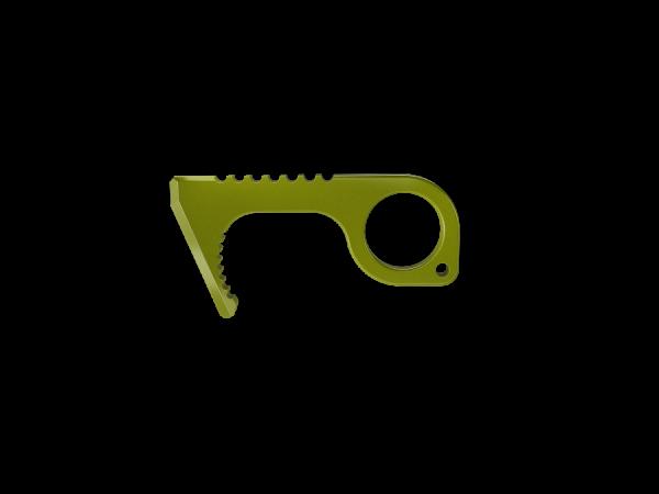 3D Printed antiviral NANOKey - Green