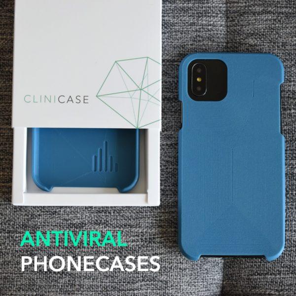 3D Printed Antiviral Phonecases in ME