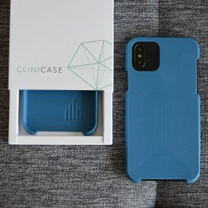 Clinicase antimicrobial phone case