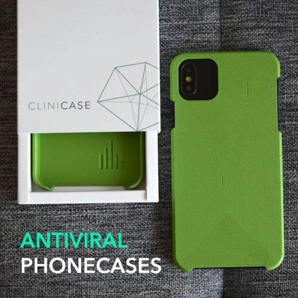 3D Printed Antiviral Phonecases in Dubai
