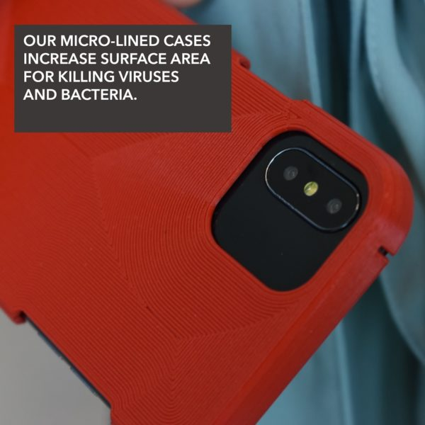 3D Printing- Micro-lined Cases