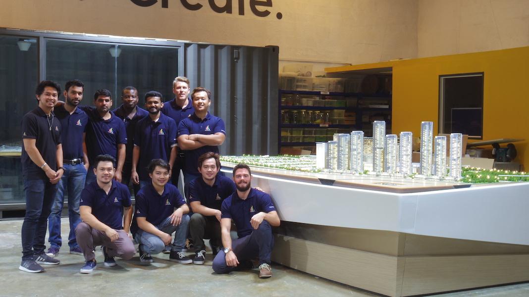 Team of Generation 3D, 3D printing in Dubai