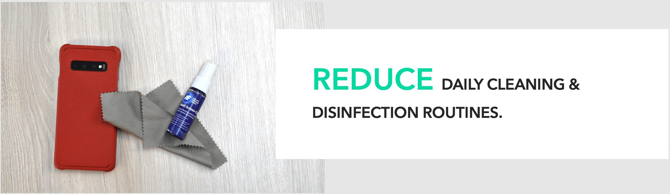 Disinfection Routines